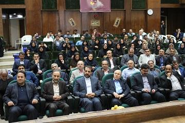 برگزاری مراسم سومین سالروز اجرای طرح تحول نظام سلامت در دانشگاه علوم پزشکی بابل