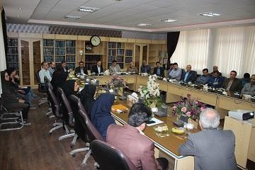برگزاری اولین جلسه دومین همایش کشوری توسعه مدیریت و منابع نظام سلامت