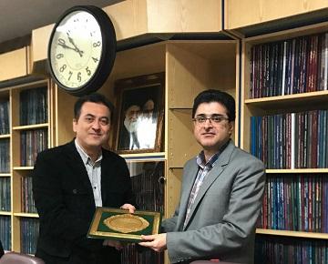 دکتر رضا قدیمی معاون تحقیقات و فناوری دانشگاه علوم پزشکی بابل